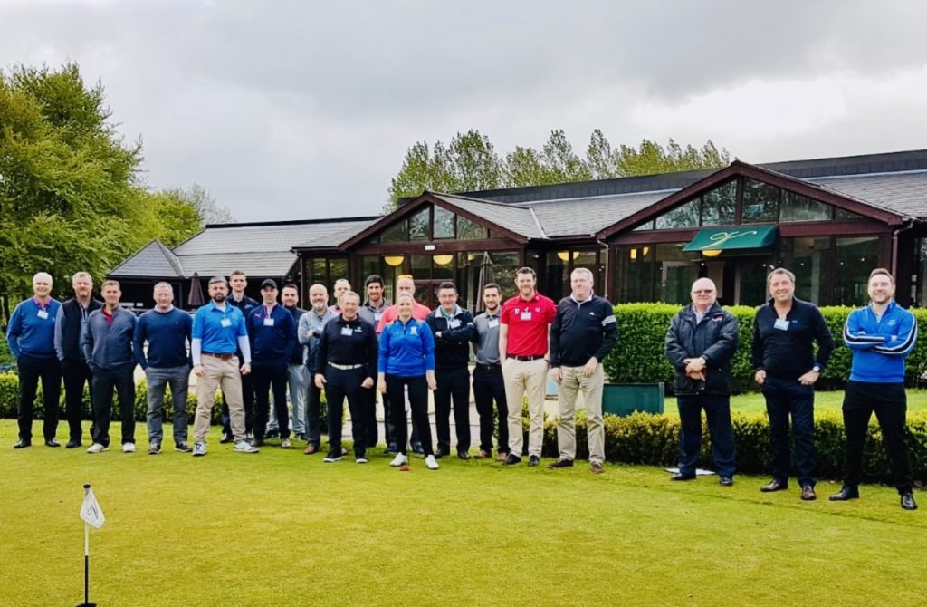 Corporate Golf Networking Events in South Wales