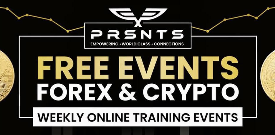 Passive Income Forex & Crypto Training Events