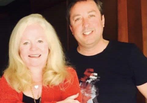 Paul Smolinski and Sharon Lechter